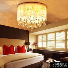 卧室灯饰图片
