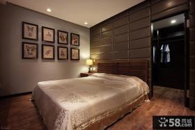 精装卧室设计效果图