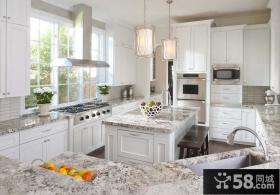 两室两厅简欧风格厨房装修效果图大全2012图片