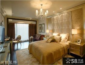 新古典卧室设计效果图
