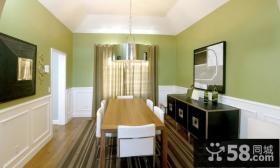 三室二厅装修效果图 2012客厅