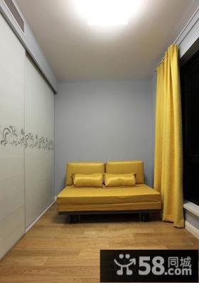 简单室内阳台装修效果图片