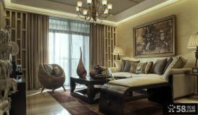 现代时尚复式室内家居装饰效果图