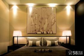卧室软包背景墙效果图片欣赏