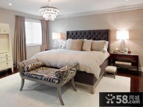 120平复式楼宜家风格卧室装修效果图大全2012图片