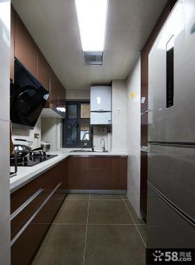 现代风格厨房装饰室内效果图片
