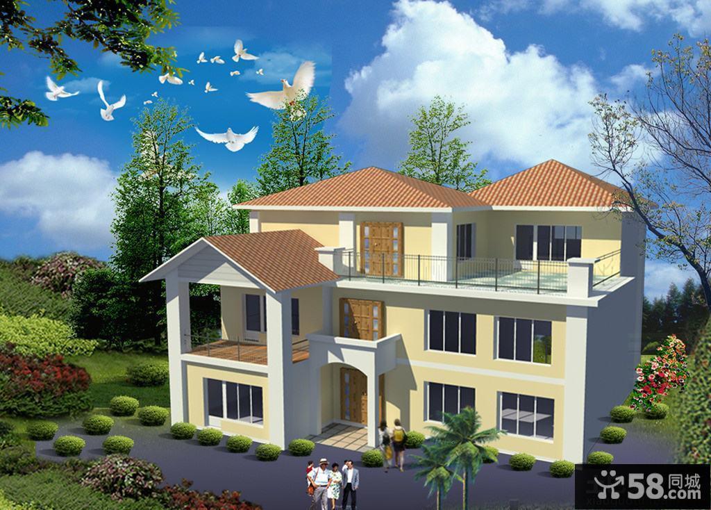 小别墅装修设计图