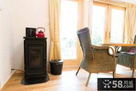 日式家装卧室家具摆放效果图