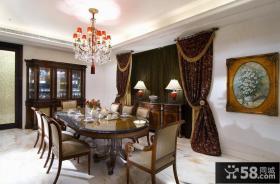 简欧风格别墅室内装修设计图片