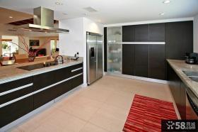 农村小别墅厨房设计图片
