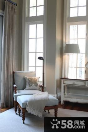 素雅宜人的小户型客厅一角装修效果图大全