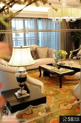 别墅室内装饰效果图欣赏