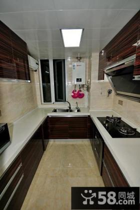 现代装饰优质厨房橱柜图