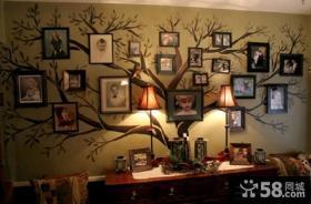 家庭玄关装饰画欣赏