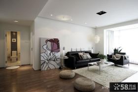 小户型客厅装修效果图大全2012图片
