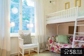 简约时尚儿童房图片欣赏
