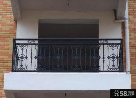 阳台铁艺护栏效果图