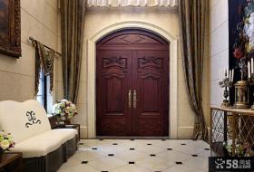 欧式风格别墅室内设计