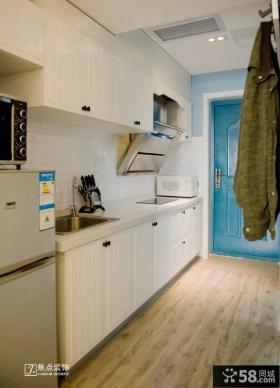 时尚家装小户型厨房设计