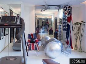 2014大家都很喜欢的美式健身休闲区装修风格