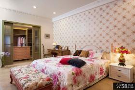田园家装设计卧室欣赏大全