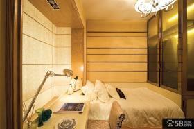 2013卧室床头背景墙效果图图片