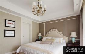 简欧风格卧室家居设计效果图欣赏