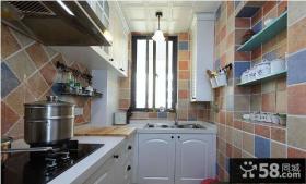 家居小户型厨房装修图