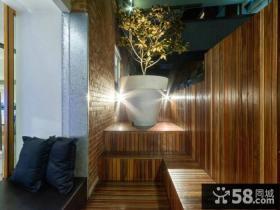 家装室内阳台设计图片