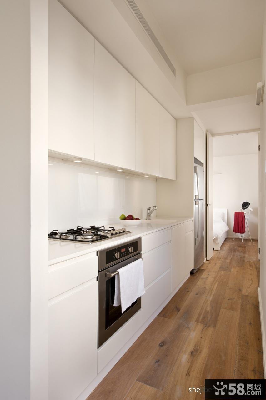 40平米小户型厨房装修