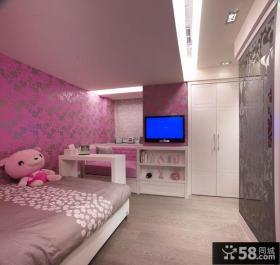 130平米现代三居家装设计效果图