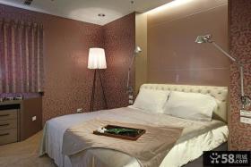 时尚设计卧室壁纸效果图