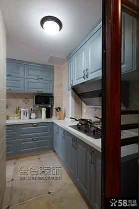 小户型家庭厨房装修设计