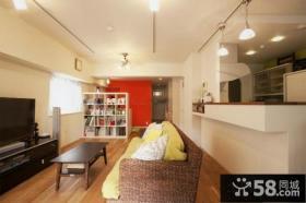 家装设计室内家居客厅电视背景墙图片欣赏