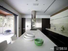 别墅图片大全简洁现代风餐厅