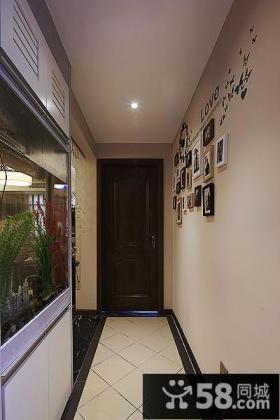 家庭过道玄关设计装潢