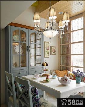 最新现代小户型餐厅室内装饰图片