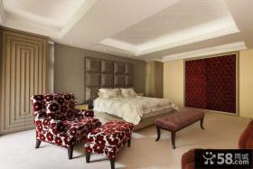 简欧风格别墅室内装饰设计图片