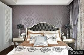 欧式新古典风格卧室图片欣赏大全2014