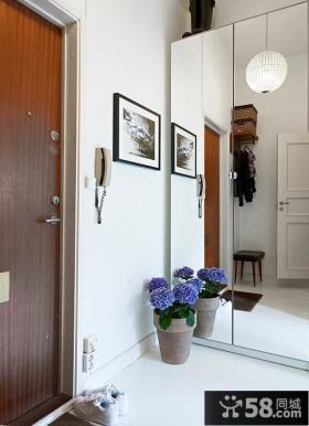 60平米小户型客厅装修效果图片