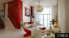 客厅装修效果图欣赏 婚房客厅装修效果图