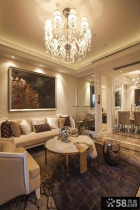 现代风格私人别墅高档装修效果图大全