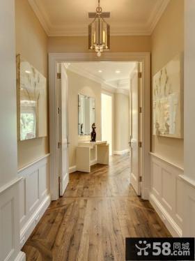 中式风格客厅木地板贴图