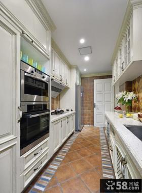 家居设计厨房橱柜欣赏