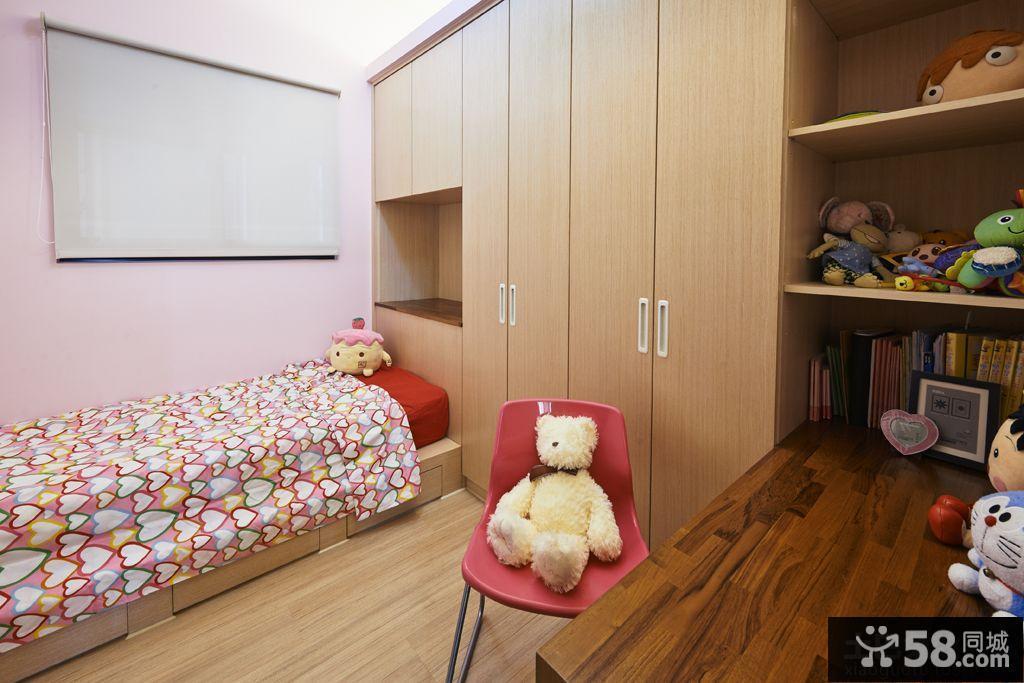 儿童小房间装修效果图