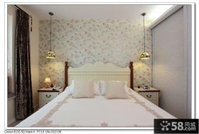 小卧室壁纸装修效果图2013