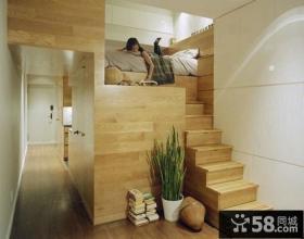 家装阁楼楼梯设计欣赏