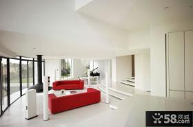 极简风格别墅设计效果图