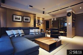 现代设计室内客厅图片欣赏大全