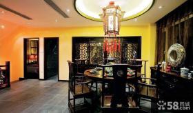 餐厅古典中式吊灯图片